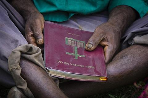 Библия может быть переведена на все языки мира к 2025 году