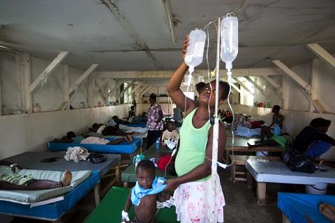 Онищенко прогнозирует пандемию холеры