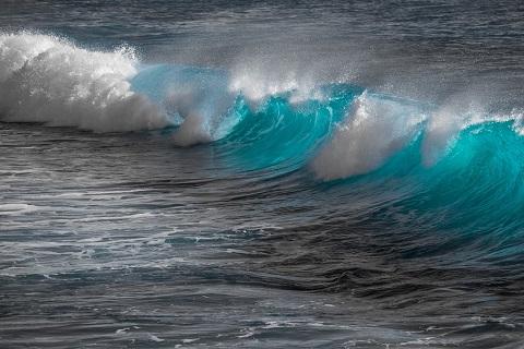 Волны в Мировом океане становятся все выше