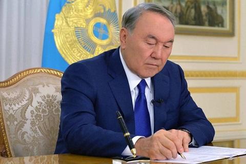 Назарбаев: «…мысли совсем другие, чем нам нужно»