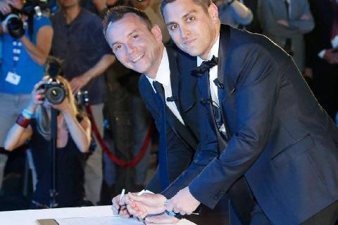 Первая гей-свадьба в истории Франции